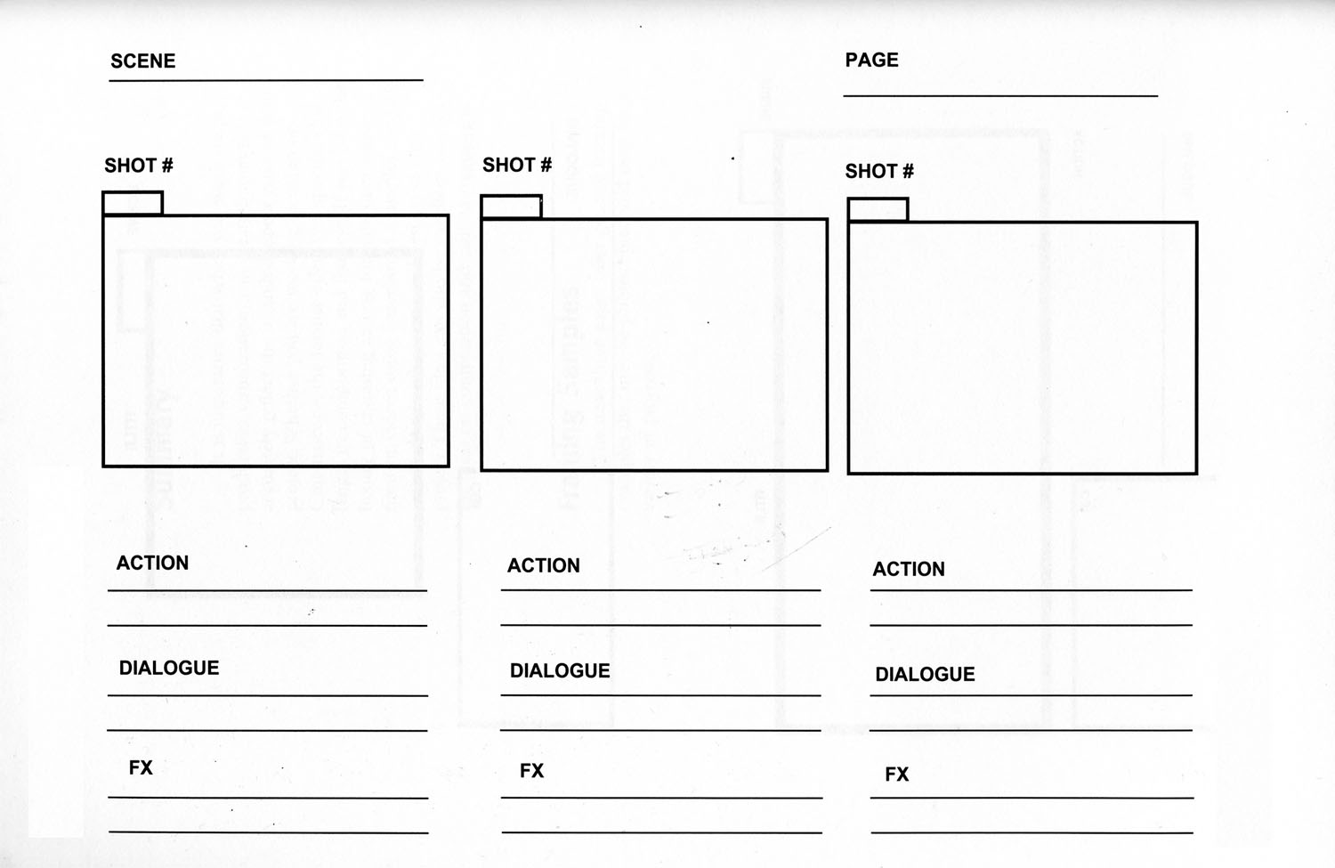 Storyboard information template 2 saigontimesfo